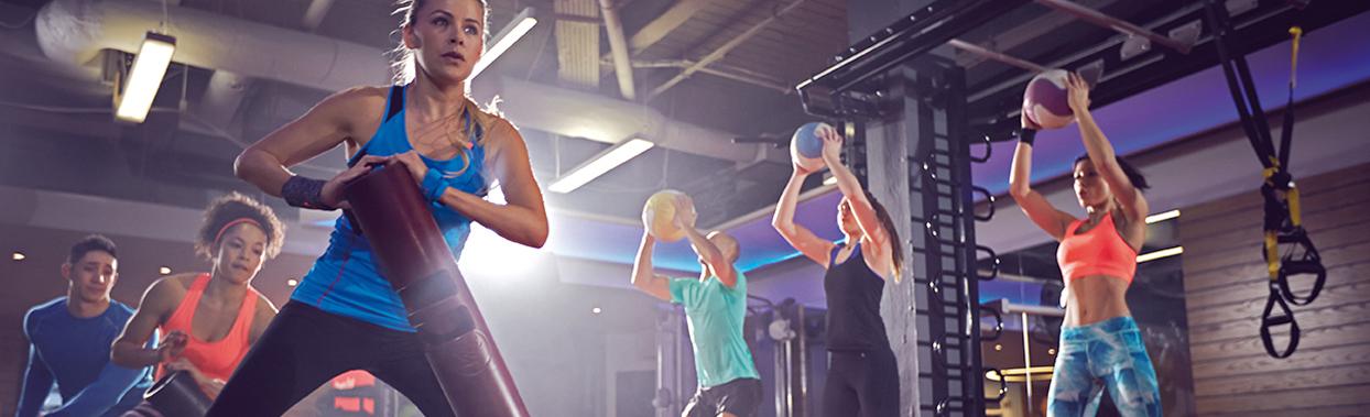 Fitness - Q 6 Q 7 Mannheim